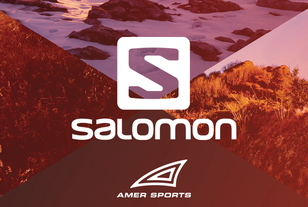 case studies - amer sports logo