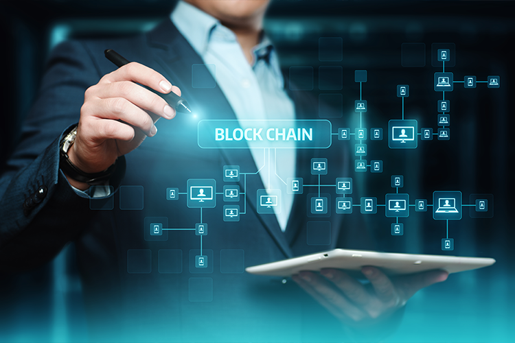 Integration of blockchain technology into digital advertising - iPROM - Blog - Nejc Lepen