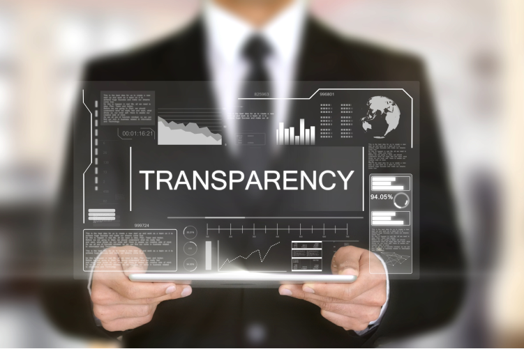 Transparency - iPROM - Blog - Simon Struna