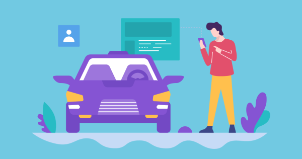 What are the opportunities for digital advertising created by the arrival of connectable cars - iPROM - News