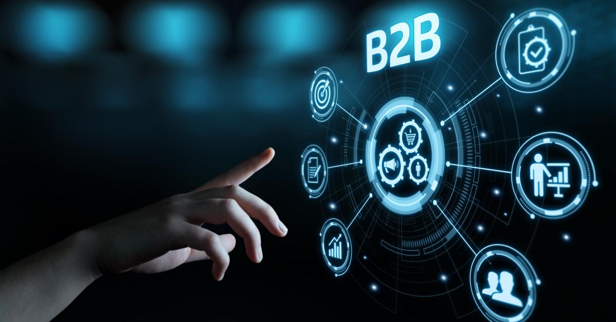How to achieve effective B2B marketing on digital channels step-by-step? - iPROM - Blog - Uroš Končar